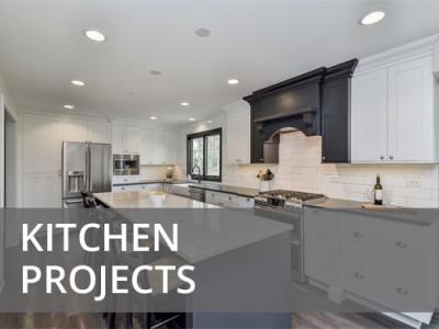 Kitchen Projects Portfolio